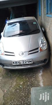 Nissan Note 2006 1.6 Acenta Silver | Cars for sale in Nakuru, Naivasha East