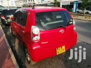 Toyota Passo 2010 Red | Cars for sale in Mombasa, Tudor