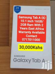 Samsung Tab A (6) 10.1 Inch 16GB/2GB Ram 2 Years East Africa Warranty | Tablets for sale in Mombasa, Mji Wa Kale/Makadara