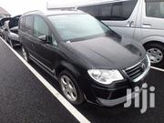 Volkswagen Touran 2010 Black | Cars for sale in Mombasa, Bamburi