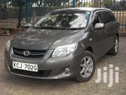 Toyota Fielder 2009 Gray | Cars for sale in Murang'a, Kanyenya-Ini