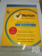 Norton Security Deluxe : 3 Devices , 1 Year | Computer Software for sale in Nairobi, Nairobi Central
