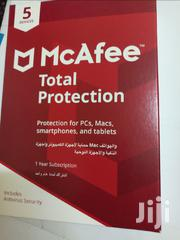 Mcafee Total Protection : 5 Devices, 1 Year | Computer Software for sale in Nairobi, Nairobi Central