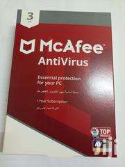 Mcafee Antivirus : 3 Users, 1year | Computer Software for sale in Nairobi, Nairobi Central