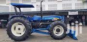 New Holland Tractor 8030 122 Hp 4wd Fitted With Front Blade | Heavy Equipments for sale in Nairobi, Nairobi South