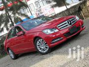 Mercedes-Benz C200 2012 Red | Cars for sale in Nairobi, Kilimani