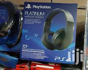 Platinum Wireless Headset Ps4 | Video Game Consoles for sale in Nairobi, Nairobi Central