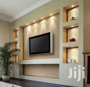 Gypsum Ceiling Installation And Latest Designing | Building & Trades Services for sale in Uasin Gishu, Kapsoya