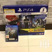 Ps4 Slim 500gb 1day Old Bundled With 3 Games | Video Games for sale in Nairobi, Nairobi Central