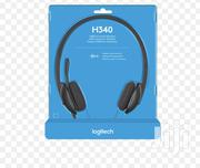 Logitech H340 USB Computer Headset | Computer Accessories  for sale in Nairobi, Nairobi Central