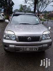 Nissan X-Trail 2006 2.0 Silver | Cars for sale in Nyandarua, Karau