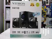 Vitron V411D 2.1 Sound System,AC/DC Bluetooth Enabled | Audio & Music Equipment for sale in Nairobi, Nairobi Central