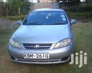 Daewoo Lacetti 2004 1.6 SX Silver | Cars for sale in Nairobi, Ruai
