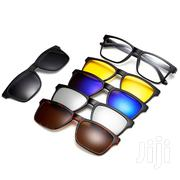 Magnetic 5pcs Polarized Clip-on Sunglasses | Clothing Accessories for sale in Nairobi, Nairobi Central