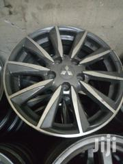 Mitsubishi Pajero/Outlander Rims Set Size 17"