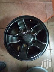 Land Rover Puma/Defender/Disco1 Rims Set Size 16"