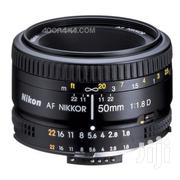 Nikon 50mm 1.8 D Lens | Accessories & Supplies for Electronics for sale in Nairobi, Harambee