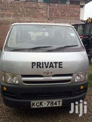 New Toyota HiAce 2011 Gray | Buses for sale in Nairobi, Mugumo-Ini (Langata)