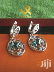 Coctail /Wedding Genuine Silver Drop Earrings | Jewelry for sale in Nairobi, Nairobi Central
