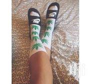 Original HUF Happy Feet Weed Socks New Rasta Socks Shoes T Shirts 2019 | Clothing Accessories for sale in Nairobi, Nairobi Central