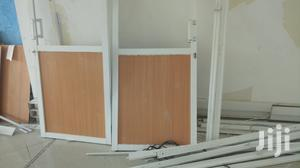 Aluminum Doors And Partitions