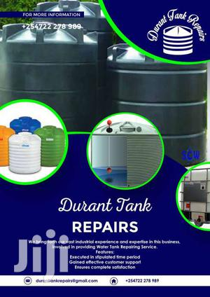 Application For Providing Water Tank