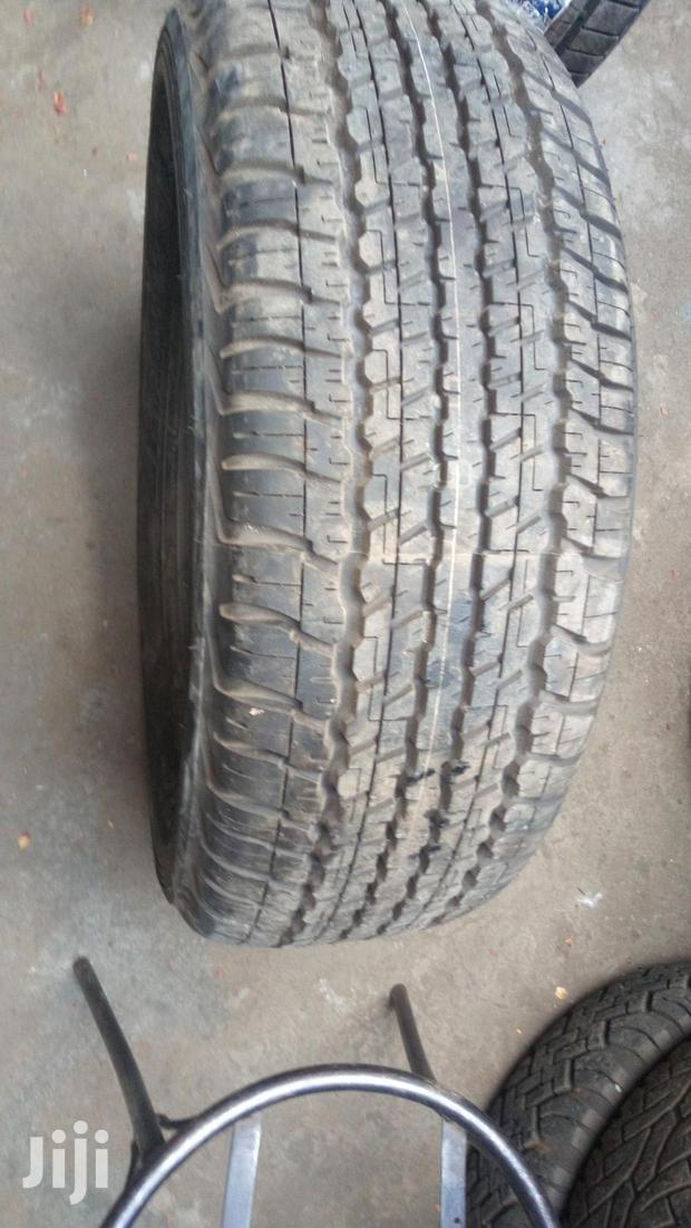 Tyre Size 285/60r18 Dunlop Tyres