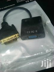 Dvi to Vga Adapter   Computer Accessories  for sale in Nairobi, Nairobi Central