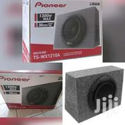 PIONEER TS-WX1210A POWERED SUB NEW IN BOX 1300W | Vehicle Parts & Accessories for sale in Nairobi, Nairobi Central