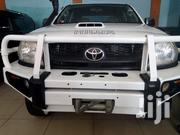 Toyota Hilux 2012 2.5 D 4D SRX White | Cars for sale in Mombasa, Shimanzi/Ganjoni