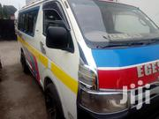 Toyota HiAce 2009 White | Trucks & Trailers for sale in Mombasa, Mkomani