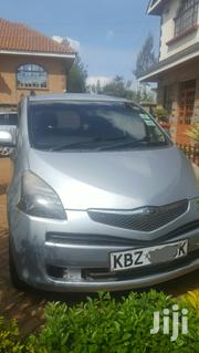 Toyota Ractis 2007 Silver | Cars for sale in Nairobi, Kahawa West