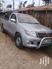 Toyota Hilux 2015 Gray | Cars for sale in Laikipia, Ol-Moran