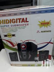 Hi Digital Super Subwoofer With Fm Bluetooth And Usb | Audio & Music Equipment for sale in Nairobi, Nairobi Central