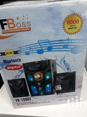Fboss Bluetooth Speaker With Fm And Bluetooth | Audio & Music Equipment for sale in Nairobi, Nairobi Central