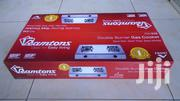 Ramtons Double Burner Steel Top Cooker | Kitchen Appliances for sale in Nairobi, Nairobi Central