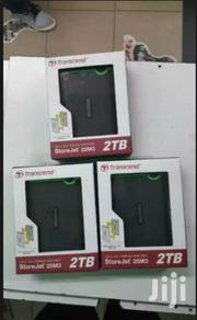 TRANSCEND External Hard Disk - 1TB | Computer Accessories  for sale in Nairobi, Nairobi Central