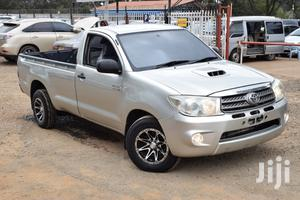New Toyota Hilux 2011 Silver