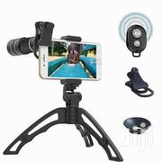 Apexel 20X Telephoto Lens With Tripod | Accessories for Mobile Phones & Tablets for sale in Nairobi, Ngara
