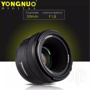 50mm F1.8 Camera Lense For Nikon DSLR | Accessories & Supplies for Electronics for sale in Nairobi, Kahawa West