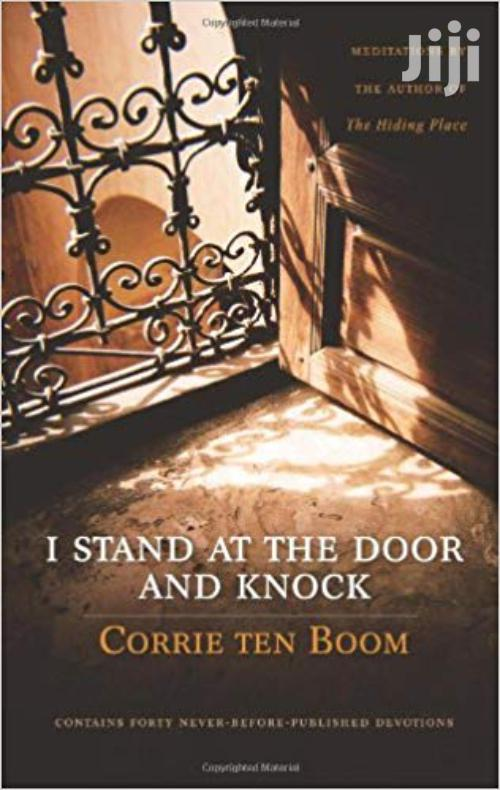 I Stand At The Door And Knock-corrie Ten Boom