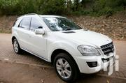 Mercedes Benz M Class 2009 White | Cars for sale in Kiambu, Ndenderu