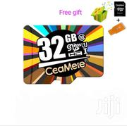 Ceamere Memory Card 32GB Micro Sd Card Class 10   Accessories for Mobile Phones & Tablets for sale in Nairobi, Nairobi Central