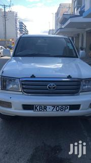 Toyota Land Cruiser 2006 100 4.7 Executive White | Cars for sale in Mombasa, Mkomani