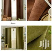 Linen Quality Fabrics Curtains | Home Accessories for sale in Nairobi, Kileleshwa