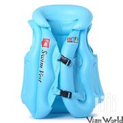 Kids Swimming Float Jacket - 3-10yrs - Blue/Yellow/Orange | Sports Equipment for sale in Nairobi, Nairobi Central