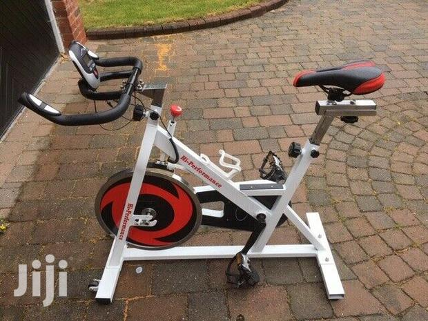 Gym Spin Exercise Bike