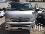 Toyota HiAce 2013 Silver | Buses & Microbuses for sale in Nairobi, Woodley/Kenyatta Golf Course