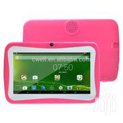 Kids Touch Screen Tablet Quad-core Dual Camera Wi-fi -pink | Toys for sale in Nairobi, Nairobi Central