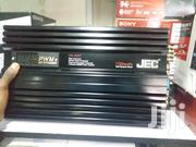 5-channels Jec 1200 Watts Amplifier New In Shop | Vehicle Parts & Accessories for sale in Nairobi, Nairobi Central